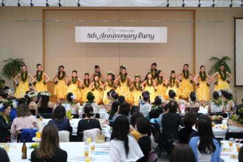 8周年記念パーティー