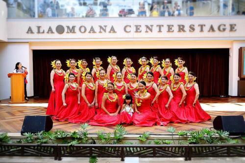 Hawaii アラモアナステージ