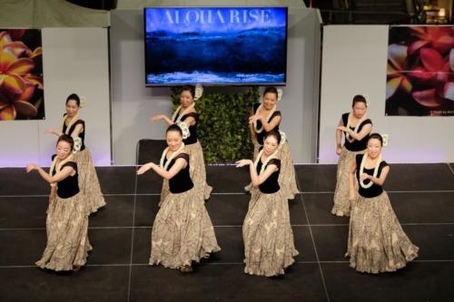 ALOHA RISE 〜Nā Pua Hoʻolauleʻa〜
