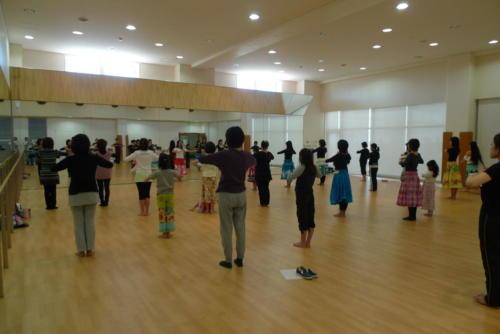 川崎市多摩スポーツセンター開館1周年イベント