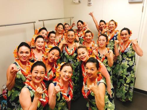 Hawaii アラモアナセンターステージ