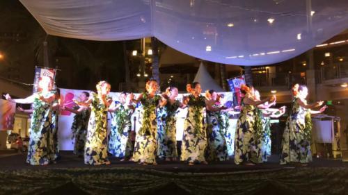 Hawaii プナヘレパーティー