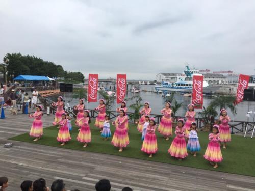 八景島フラパラダイス